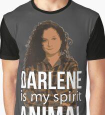 Darlene I My Spirit Animal Graphic T-Shirt