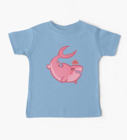 Shark Princess Kids Clothes