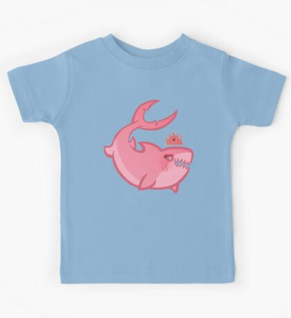 Shark Princess Kids Clothes
