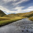 The Findhorn at Strathdearn by Jamie  Green