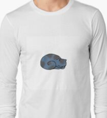 Flask the Cheshire Cat-Simple T-Shirt