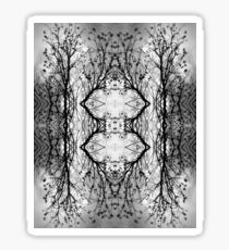 Metaphysical Sky  Sticker