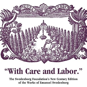 NCE With Care and Labor by swedenborgfound