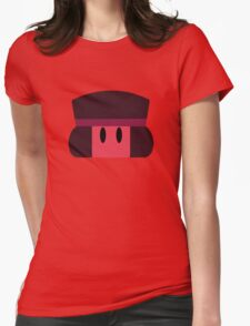 Cute Ruby Womens Fitted T-Shirt