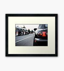 Miata Framed Print