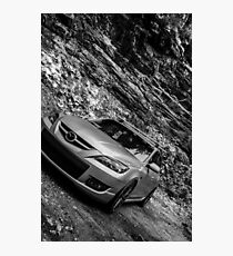 Mazdaspeed3 Photographic Print
