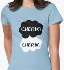 Cherik - TFIOS Womens Fitted T-Shirt
