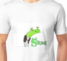 Shnek - A Tiny Snek Comic Unisex T-Shirt