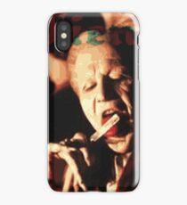 fiend , gary oldmans dracula iPhone Case