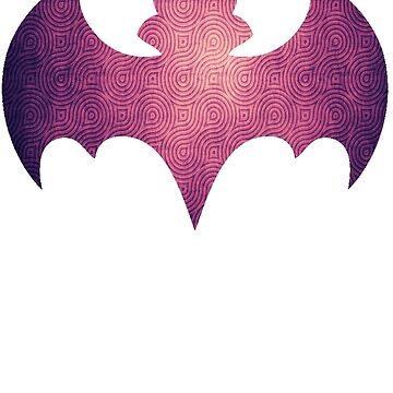 Purple Bat by SuperFluff