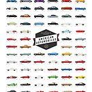 AMERICAN AUTOS by nicholasdamen