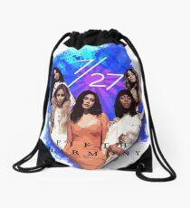 Mochila saco Fifth Harmony 7/27 Blue
