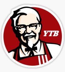 Colonel of the boys Sticker