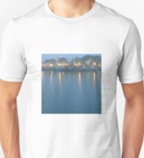 lights on water Unisex T-Shirt