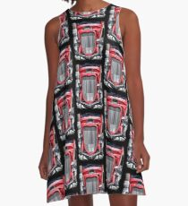 Hotrod A-Line Dress