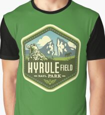 Hyrule National Park Graphic T-Shirt