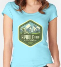 Hyrule National Park Women's Fitted Scoop T-Shirt