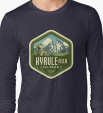 Hyrule-Nationalpark Langarmshirt