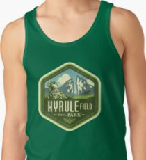 Camisetas de tirantes para hombre Parque Nacional Hyrule