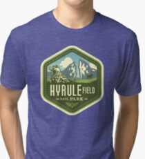 Hyrule National Park Tri-blend T-Shirt