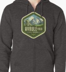 Hyrule National Park Zipped Hoodie