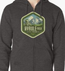 Hyrule National Park Zipped Hoodie