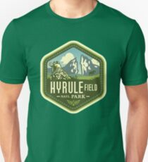 Camiseta unisex Parque Nacional Hyrule
