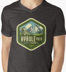 Hyrule National Park Men's V-Neck T-Shirt
