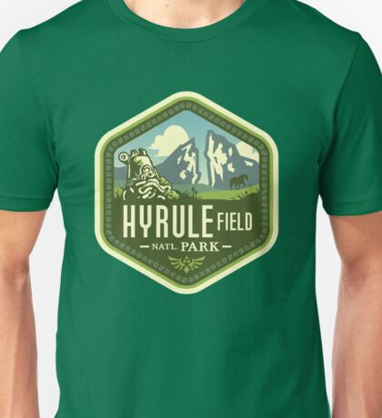 Hyrule National Park Unisex T-Shirt