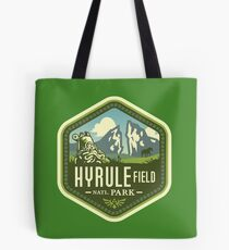 Hyrule National Park Tote Bag