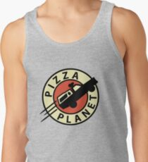 ffb308d8356ca Pizza Planet Express Men s Tank Top