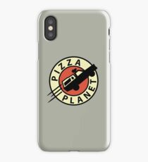 Pizza Planet Express iPhone Case