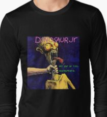 dinosaur jr get out of this instrumental art picture boncu Long Sleeve T-Shirt