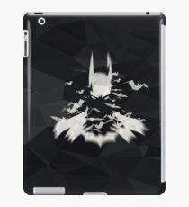 Superhero Art Work Bat iPad Case/Skin