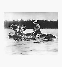 Teddy Roosevelt Fotodruck