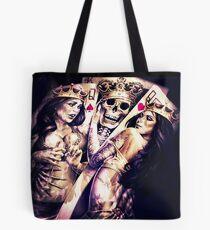 King & Women Tote Bag