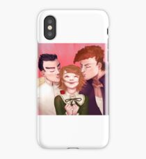 Nothing Bad Happened iPhone Case