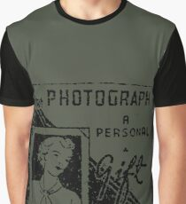 photograph a gift Graphic T-Shirt