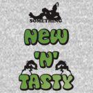 New 'n' tasty by Ednathum