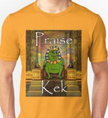 Praise Kek Unisex T-Shirt