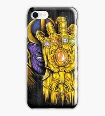 Infinite Power iPhone Case/Skin
