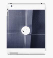 Bullet Holes, Alcatraz Penitentiary, CA  iPad Case/Skin