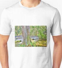 Swamp Bridge Unisex T-Shirt