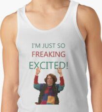 Kristen Wiig: I'm just so freaking excited!  Tank Top