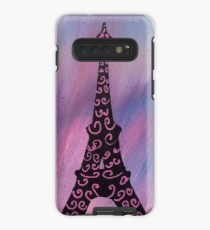 Eiffel Tower 2 Case/Skin for Samsung Galaxy