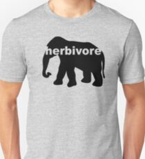 Herbivore (elephant) Unisex T-Shirt