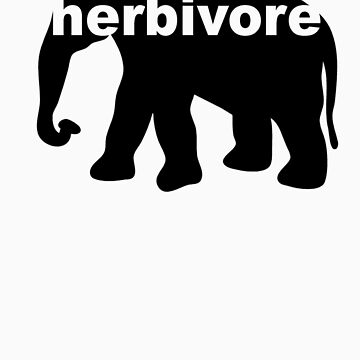 Herbivore (elephant) by PotionOwl203