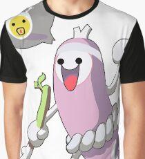 leek Graphic T-Shirt