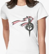 Madoka Grief Seed T-shirt Womens Fitted T-Shirt