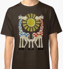 Cheeky Giraffes  Classic T-Shirt